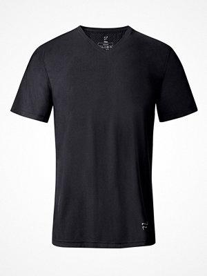 Frigo Underwear Frigo Cotton T-Shirt V-Neck Black