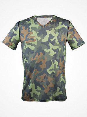 Frigo Underwear Frigo 2 Mesh T-Shirt V-neck CSA Camouflage-2