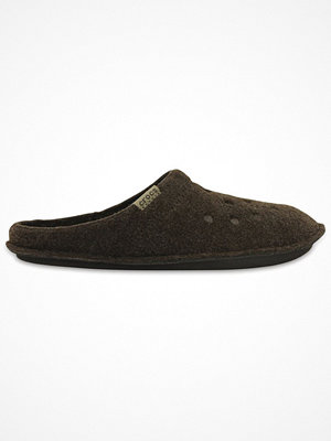 Tofflor - Crocs Classic Slipper Brown