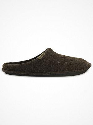 Tofflor - Crocs Classic Slipper Brown