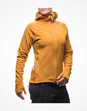 Pyjamas & myskläder - Houdini Sportswear Houdini Woman Power Houdi Yellow
