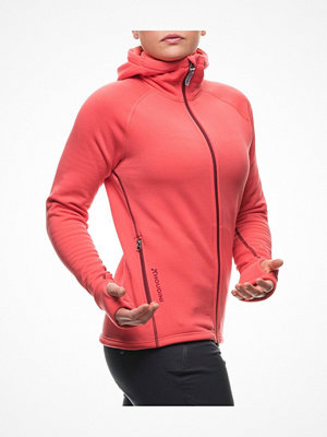 Pyjamas & myskläder - Houdini Sportswear Houdini Woman Power Houdi Raspberry red