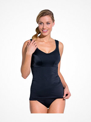 Baddräkter - Miss Mary of Sweden Miss Mary Long Shaping Tankini Black