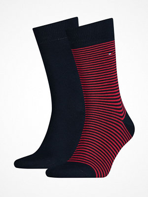 Tommy Hilfiger 2-pack Men Sock Stripe Red striped