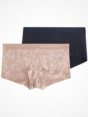 Björn Borg 2-pack Chopstick Solid Mini Shorts Blue/Pink