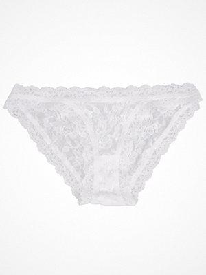 Hanky Panky Signature Lace Brazilian Bikini White
