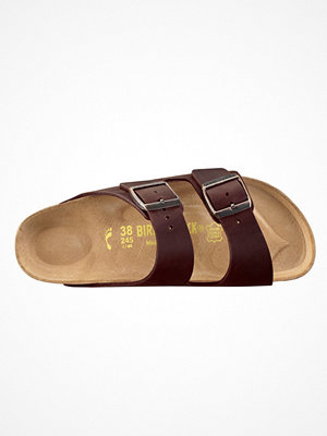 Tofflor - Birkenstock Arizona Birkoflor Brown