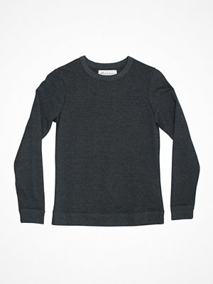 Pyjamas & myskläder - Bread and Boxers Women Sweatshirt Darkgrey