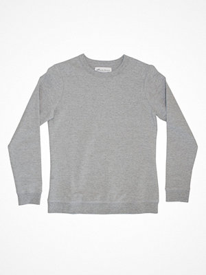 Pyjamas & myskläder - Bread and Boxers Women Sweatshirt Grey