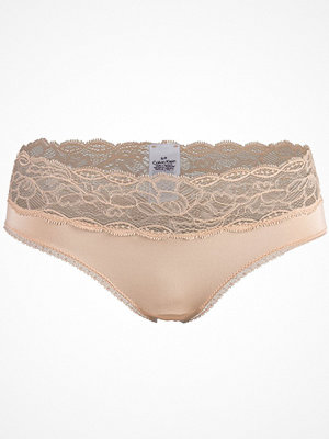 Calvin Klein Seductive Comfort With Lace Hipster Beige
