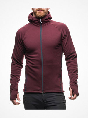 Pyjamas & myskläder - Houdini Sportswear Houdini Men Power Houdi Darkred