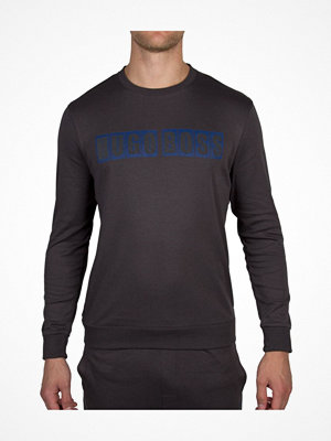 Pyjamas & myskläder - Hugo Boss Sweatshirt Grey