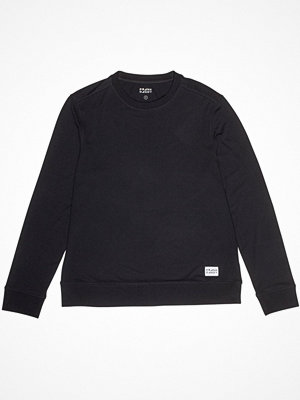 Pyjamas & myskläder - Frank Dandy Bamboo Long Sleeve Black