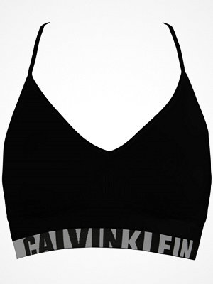Calvin Klein Seamless Logo Bralette Black