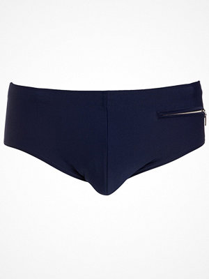 Badkläder - Jockey Beachwear Classic Brief 3XL-6XL Blue