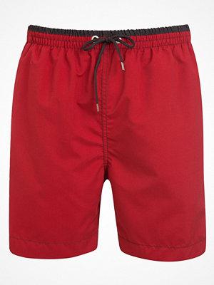 Badkläder - Jockey Long-Short Red