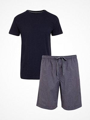 Jockey Loungewear Pyjama Mix 3XL Navy-2