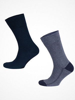 Levi's 2-pack 168SF Regular Cut Socks Navy/Denim