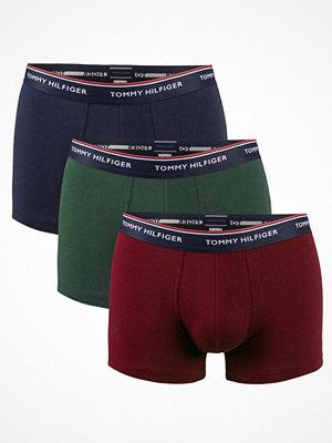 Tommy Hilfiger 3-pack Premium Essentials Trunk Red/Blue