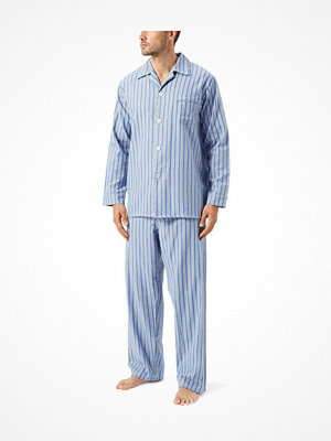 Pyjamas & myskläder - Wolsey Brushed Cotton Pyjama Blue