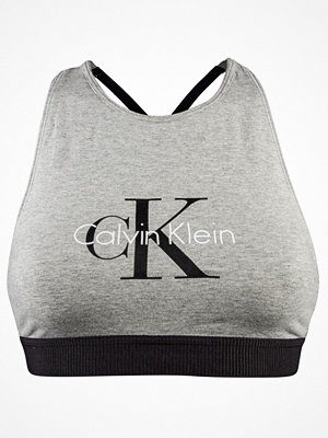 BH - Calvin Klein Retro Bralette Unlined Grey