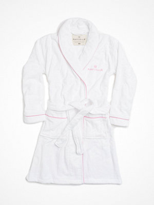 Morgonrockar - Rayville Joan Bathrobe Solid White