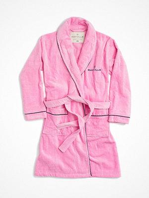 Rayville Joan Bathrobe Solid Pink