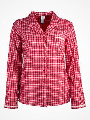 Pyjamas & myskläder - Calvin Klein Loungewear Flannels Top Red