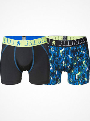 CR7 Cristiano Ronaldo 2-pack Boys Micro Mesh Trunk Pattern-2