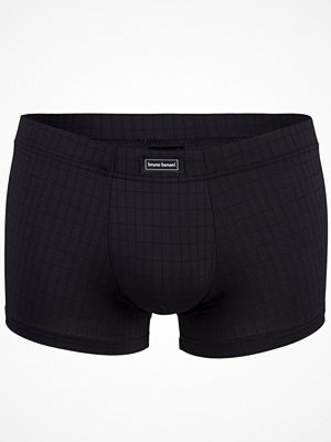 Bruno Banani Basic Check Line Short Black