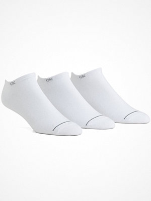 Strumpor - Calvin Klein 3-pack Thomas Casual Socks White
