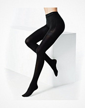 Strumpbyxor - Calvin Klein Matte Shaper Tights Black