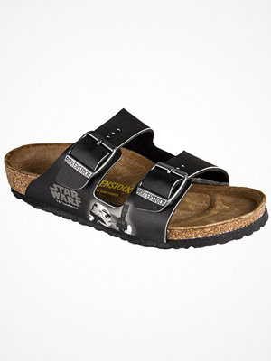 Tofflor - Birkenstock Arizona Kids Fighte Star Wars  Black pattern