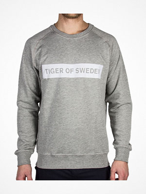Pyjamas & myskläder - Tiger of Sweden Roussel Sweatshirt Grey