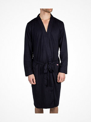 Morgonrockar - Jockey Robe Navy-2