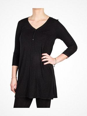 Nattlinnen - DKNY Urban Essentials Sleepshirt Black