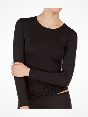 Pyjamas & myskläder - Calida Balance Shirt Long-Sleeve  Black