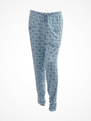 Pyjamas & myskläder - Femilet Lima Pants Lightblue
