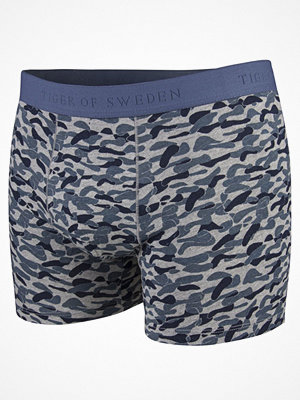 Kalsonger - Tiger of Sweden Sandberg Boxer Short Green Pattern