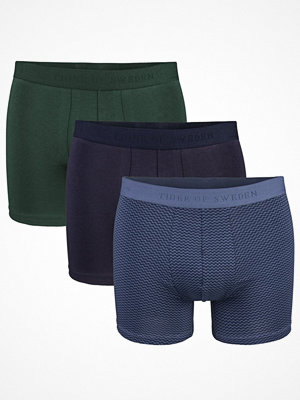 Kalsonger - Tiger of Sweden 3-pack Hagalund Boxer Short Blue/Green