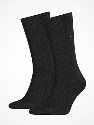 Tommy Hilfiger 2-pack Men Classic Sock Darkgrey
