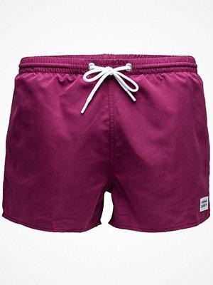 Frank Dandy Breeze Swim Shorts Wine red