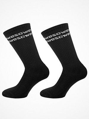 WESC 2-pack Rays WeSC Tube Socks Black