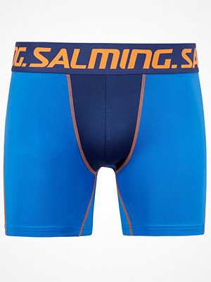 Salming High Performance Record Extra Långa Ben Blue/Orange