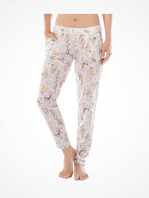 Calida Favourites Trend Pants White/Pink