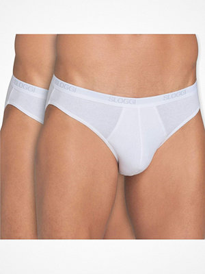 Sloggi 2-pack For Men Basic Mini White