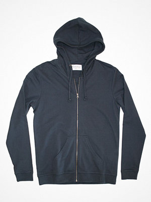 Pyjamas & myskläder - Bread and Boxers Men Hoodie Darkblue