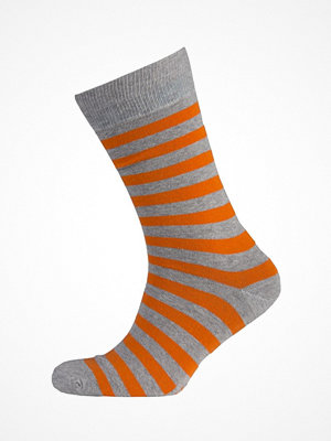 Strumpor - Salming Närva Socks Grey/Orange
