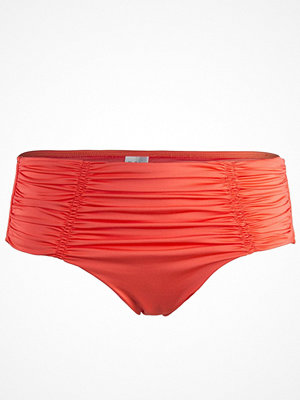 Seafolly Gathered Front Retro Pant Orange/Red