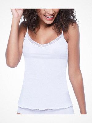 Nattlinnen - Passionata Micro Beauty Top White